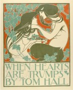 Poster for When Hearts are Trumps