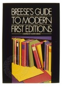 Book cover for Breese's Guide to Modern First Editions