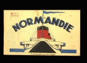 Advert for Normandie Cruises
