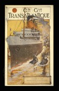Advert for Transatlantic Luxury Cruises