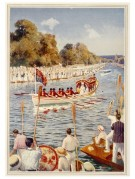 The Royal Barge at Henley