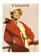 Poster for Cunard