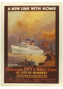Advert for Ellerman's City & Hall Lines
