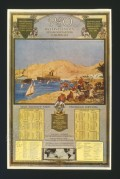 Advert for P&O and British India Steam Navigation Companies