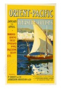 Advert for Orient Pacific Pleasure Cruises