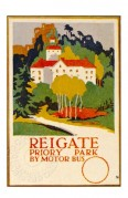 Poster for Reigate Priory Park
