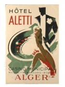 Poster for Hotel Aletti Casino Municipal