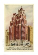 Poster for Hotel Lexington in New York