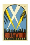 Poster for Hollywood, California