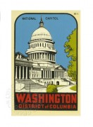 Poster for Washington, Columbia