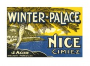 Poster for the Winter Palace in Nice