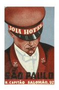 Poster for Joia Hotel, Sao Paulo