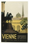 Tourism Poster for Vienna