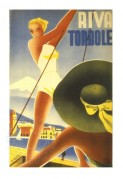 Poster for Riva Torbole, Italy