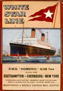 Flyer for White Star Line