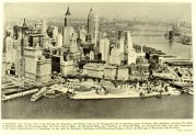 A View of Lower New York