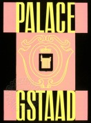 Poster for The Palace Hotel at Gstadd