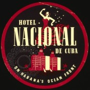 Luggage Label for Hotel Nacional of Cuba