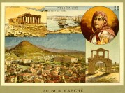 Poster of Athens, Greece