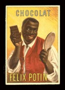 Advert for Chocolat Felix Potin