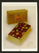 Advert for Terry's All Gold chocolate selection
