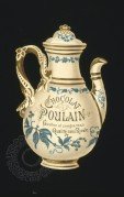 Ornate Jug for chocolate