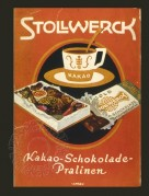 Advert for Stollwerck Chocolate