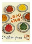 Advert for Jell-O
