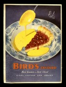 Advert for Bird's Custard