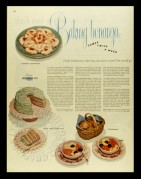 Recipe Sheet for Cakes