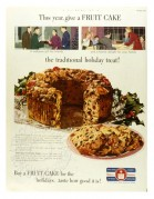 American Bakers' Advert for Fruit Cake