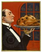 Turkey on a Silver Platter