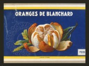 Orange Jam Label