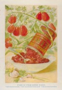 Italian Advert for Cirio Tomato Puree