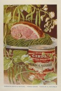 Advert for Cirio French Beans