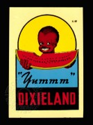 Poster for Dixieland water melon
