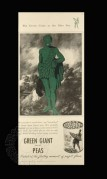 Advert for Green Giant Peas