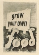 Grow Your Own war poster
