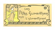 French Pasta Label