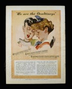 Advert for the Ovaltineys