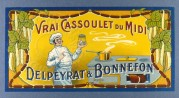 Label for French casserole sauce
