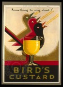 Poster for Birds Custard