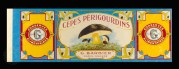 Label for French Mushrooms