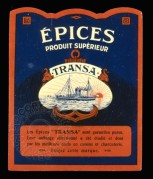 Label for French Spices