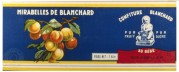 Apricot Jam from Blanchard