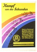 Advert for GEBR Hartmann Colour Printing Inks