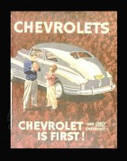 Generic advert for Chevrolets