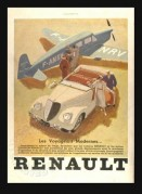 Advert for Renault