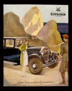 Advert for Citroen Italia cars