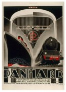 Advert for Panhard Transport